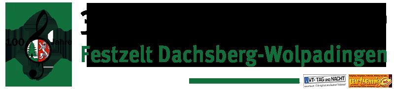 Dachsberg Feiert - Bezirksmusikfest 100 Jahre TK Dachsberg